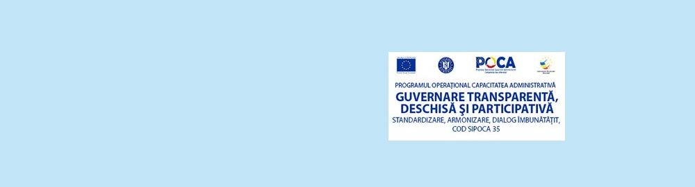 Guvernare transparentă, deschisă și participativă