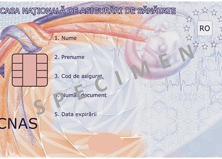 Cardul național de asigurări de sănătate
